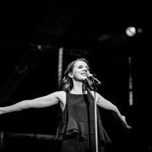 Dainininkė I. Narkutė: atrodė, kad žmonių santykiuose neturėtų būti daug taisyklių