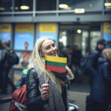 Į Egiptą išsiruošusiems lietuviams staigmena – jų gidais tapo Lavrinovičiai