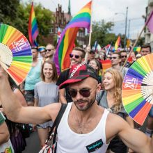 Lietuva ir dar 14 šalių išsakė susirūpinimą dėl LGBTI asmenų persekiojimo Čečėnijoje