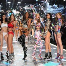 "Niujorką pakerėjo ""Victoria's Secret"" šou"