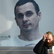 Kijevas siūlo iškeisti areštuotą rusų žurnalistą į Rusijoje kalinamą O. Sencovą