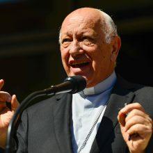 Popiežius priėmė Čilės kardinolo atsistatydinimą dėl lytinio išnaudojimo skandalo