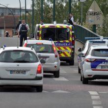 Prancūzijoje driokstelėjus sprogimui sužeisti mažiausiai septyni žmonės