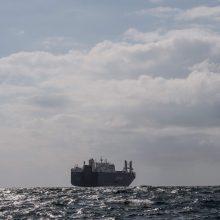 """Saudo Arabijos tanklaiviai apgadinti per """"sabotažą"""" prie JAE krantų"""