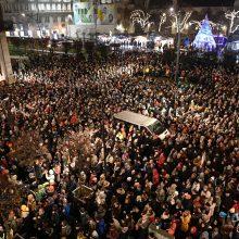 Vengrijos planas kontroliuoti teatrus išprovokavo protestus