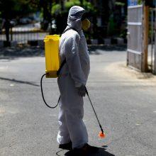 Siūloma leisti savivaldybėms daugiau skirti lėšų kovai su pandemija