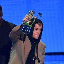 Žvaigždėmis žibėjusioje MTV VMA ceremonijoje triumfavo Lil Nas X, J. Bieberis
