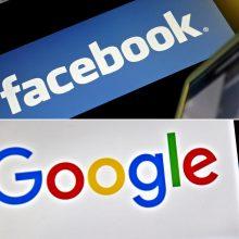 """Australija ketina priversti """"Google"""" ir """"Facebook"""" mokėti už naujienų turinį"""