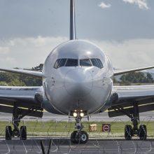 L. Linkevičius žada teikti siūlymą atnaujinti oro susisiekimą su Oslu