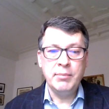 Lietuvos Respublikos ambasadorius Italijoje Ričardas Šlepavičius