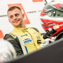 """1006 km lenktynių kvalifikacijoje greičiausias buvo """"Lamborghini"""" vairavęs K. Calko"""