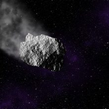 Kosmoso agentūra: pro Žemę praskries vienas didžiausių asteroidų