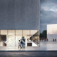 Panevėžio menų centrui statybų leidimas išduotas neteisėtai