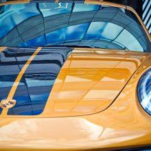 "Palangoje apvogti du ""Porsche"" automobiliai, nuostolis – 9 tūkst. eurų"