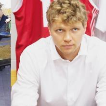 M. Kuzminskas tėvams padovanojo po automobilį