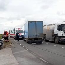 """Tragedija kelyje """"Via Baltica"""": žuvo motociklu važiavęs Turkijos pilietis"""