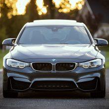 Vyras bandė užregistruoti BMW su suklastotu identifikacijos numeriu