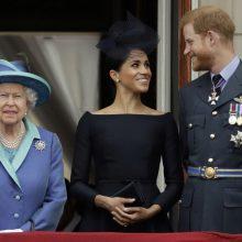 Karalienė Elžbieta II rengia krizinį susitikimą su princu Harry