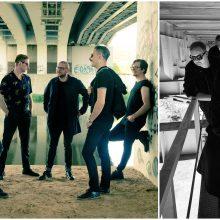 """Grupė """"Colours of Bubbles"""" tą pačią dieną koncertuos dviejuose kontinentuose"""
