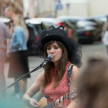 Gatvės muzikos diena: Vilniuje gyva muzika – net viešajame transporte