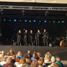 Sakartvelo operos žvaigždės: esame laimingi galėdami sugrįžti į Lietuvą