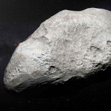 Skirs daugiau dėmesio Žemės apsaugai nuo asteroidų ir kometų