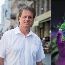 S. Čaplinskas: COVID-19 pandemijos pabaiga priklauso nuo kelių veiksnių