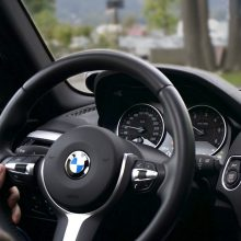 Klaipėdos rajone apvogtas BMW automobilis, žala – 17 tūkst. eurų