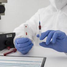 Sutartis dėl antigenų testų pirkimo tikimasi pasirašyti vasario viduryje