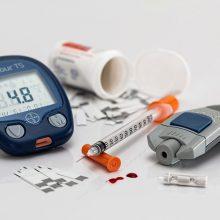 Gresiant cukrinio diabeto pandemijai būtina ne tik veiksminga profilaktika