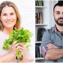 Vaisių ir daržovių dažnas valgo per mažai: virtuvės šefai dalija patarimus