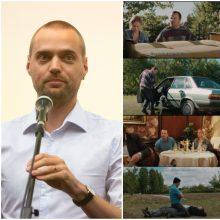 Režisierius T. Vidmantas žada kreiptis į teismą: čekų filme – panašios scenos