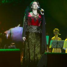 Penktosios atžalos susilaukusi R. Ščiogolevaitė: ši muzika man kelia daug prisiminimų