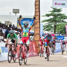 Dviratininkas R. Navardauskas Gabone finišavo penktas