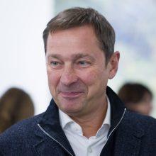 A. Zuokas atsisakė vadovauti VASA: skelbs naują konkursą