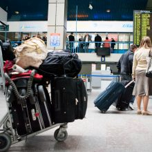 Vilniaus oro uoste veiks automatiniai pasienio patikros vartai