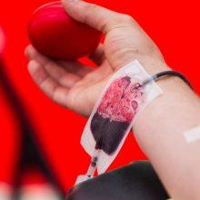 Kauno klinikos kreipiasi į geradarius: trūksta visų grupių kraujo
