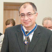 G. J. Furmanavičiui dėl prekybos poveikiu skirta lygtinė laisvės atėmimo bausmė