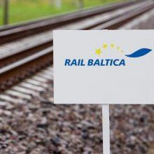 """Premjerai: Baltijos šalys turi spartinti """"Rail Balticos"""" įgyvendinimą"""