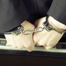 Naftos užteršimu įtariamas rusas prašo teismo paleisti į laisvę