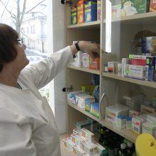 Slapti pirkėjai vaistinėse: buvo daug triukšmo, o rezultatų nedavė?