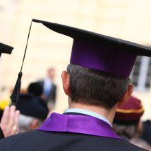 Seimas ėmėsi prezidento siūlymo dėl tikslinių stipendijų