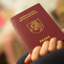 Pasaulio lietuviai turi prašymą Vyriausybei dėl pilietybės referendumo