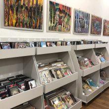 Biblioteka – ne tik knygų, bet ir filmų bei muzikos mylėtojams