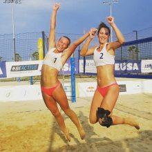 Lietuvos tinklininkai iškovojo Europos studentų čempionato bronzos medalius