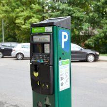 Vilniaus politikai ėmėsi sprendimo branginti automobilių stovėjimą
