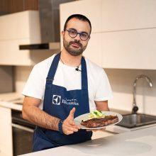 Šefas G. L. Demarco atskleidė tobulo kepsnio paslaptis: išbandykite savo virtuvėje
