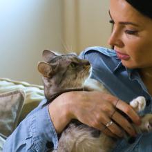 Net A. Jagelavičiūtės katinas yra socialinių tinklų žvaigždė: gauna realias pajamas