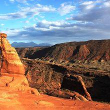 Dėl koronaviruso lankytojams uždarytas JAV Didžiojo kanjono nacionalinis parkas