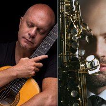 """""""Kaunas Jazz 2019"""" programoje – virtuoziškas argentiniečio ir lietuvio duetas"""